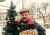 Виноград среди зимы: храним правильно