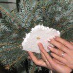 Новогодние фантазии: венки, букеты, композиции своими руками