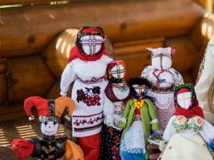 Кукла-мотанка (собственный архив)