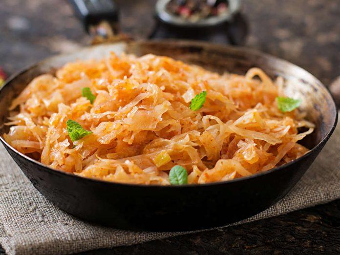 Рецепты блюд с капустой и рыбой