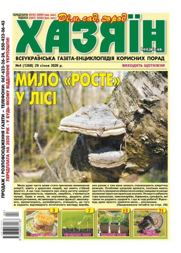 """Хазяїн"" №4/2020"