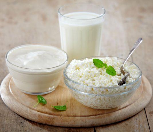 Домашние молочные продукты