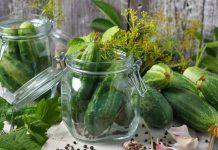 Секрети хрумких огірків