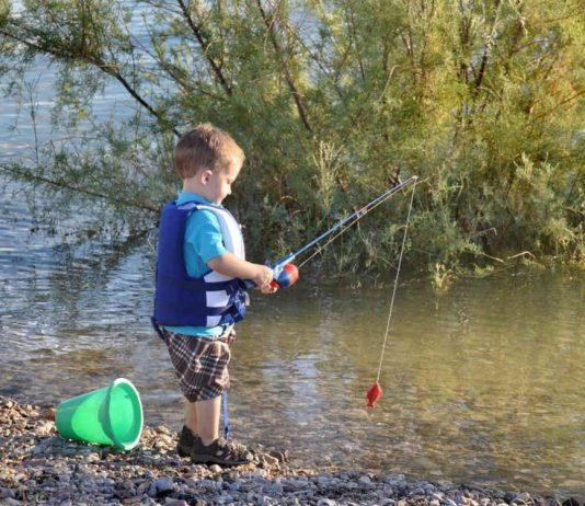 Календар рибалки: серпень