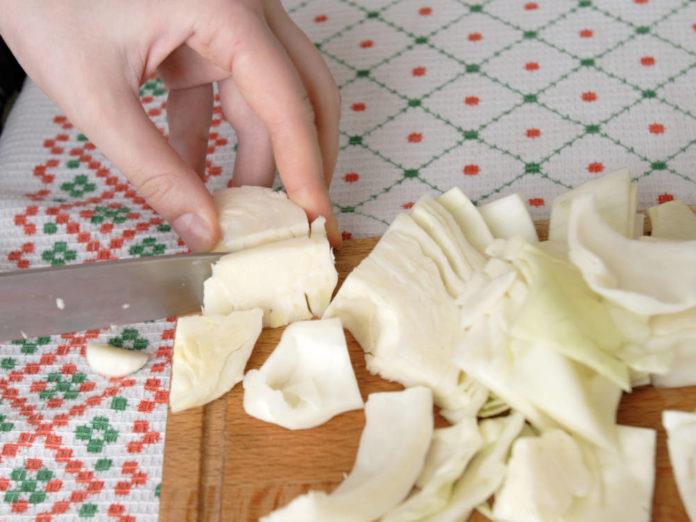 Барыня-капуста. Блюда на каждый день и заготовки на зиму