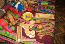 Дерев'яні іграшки. Відроджуються народні традиції