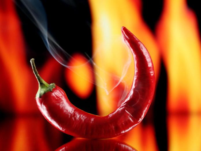 Вкусный огонь
