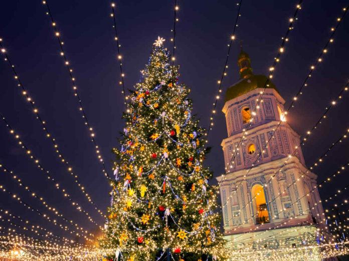 Традиции празднования Нового года и Рождества по-украински