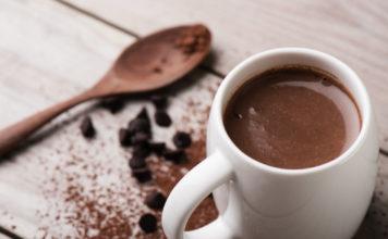 Напитки с какао и шоколадом