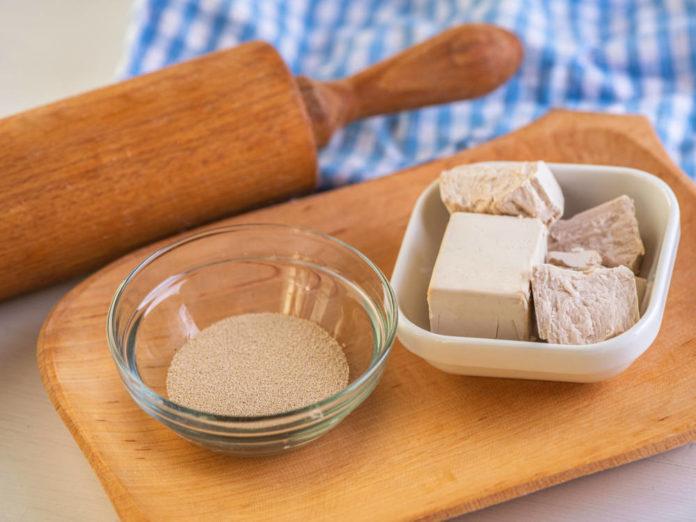 Види дріжджів у кулінарії та побуті