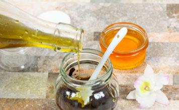 Косметика из ягод. Мед и оливковое масло для кожи